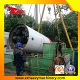 tubulação hidráulica de 1000mm que levanta a máquina