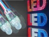 Wasserdichte im Freien IP68 DMX adressierbare LED Pixel-Baugruppe