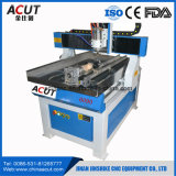 Macchina per incidere di scultura di pubblicità di CNC della macchina di Acut 6090 poco costosi