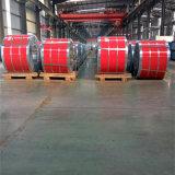 SGCC Prepainted гальванизированные катушки стали PPGI