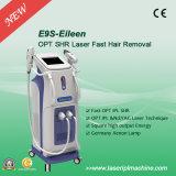 E9s EライトIPL毛の取り外しYAGレーザーの入れ墨の取り外しの美機械