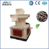 Máquina de bambu da pelota de combustível do papel do farelo de trigo para a serragem
