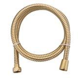 Tubo flessibile di acquazzone del PVC CH-10009/tubo flessibile acquazzone flessibile Locked del doppio