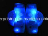 LEDの点滅の靴ひものレースの靴ライト
