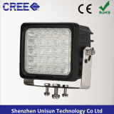 6inch 9-32V 100W 8000lmの補助クリー族LED 4X4作業ライト