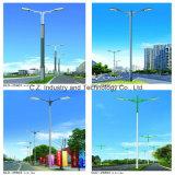 スマートな都市省エネのGraphene LEDの街灯