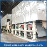 (Dingchen-1575mm) 10t/Dの二重シリンダーそして二重ワイヤー段ボール紙の生産ライン