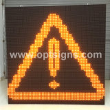 Étalage polychrome électronique extérieur du constructeur OEM DEL, annonçant l'étalage polychrome de DEL, étalage polychrome de la circulation DEL