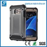 SamsungギャラクシーS7/S7端のための新しい優れたSgpの装甲携帯電話の箱