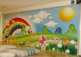 Wand-dekoratives Aufkleber-Vinyl bedruckbar