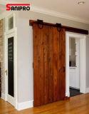 ينزلق [برن دوور] خشبيّ باب مقصورة باب جهاز ينزلق أثر