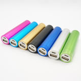 2600mAh Power Bank voor Mobile Phone/Digital Camera (om-PW003)
