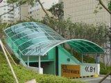 明確なポリカーボネート固体シートの育成の小屋および農業の温室