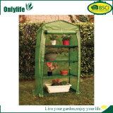 Onlylife 4層の環境に優しいPEファブリック庭の小型温室