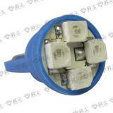 Impulsión del flash de la luz de señal de /LED de los bulbos del coche de la cuña de AuLED 4SMD (SF-SLED-DT10) di Car USB con capacidad a granel