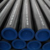 Sch40 Seamless Fire Fighting Steel Pipes