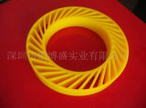 Papier en polyuréthane Press Wheel, PU Sun Wheel