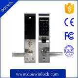 Blocage de porte électronique d'empreinte digitale d'appartement