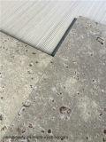Plancher imperméable à l'eau de marbre de vinyle de PVC