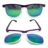 Eyeglasses plásticos do desenhador creativo novo do tipo com logotipo personalizado