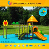 Kids (HAT-016)를 위한 우수한 Quality New Design Small Outdoor Playground