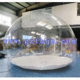 상업적인 옥외 팽창식 투명한 돔 천막 또는 공간 팽창식 천막