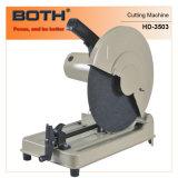 le découpage en métal de machine de découpage 1800W a vu (HD3503A)