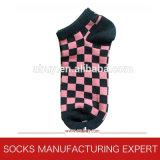 綿のBoat Socks女性