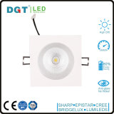 Diodo emissor de luz quadrado Downlight Recessed retrofit da ESPIGA de 33W Dimmable