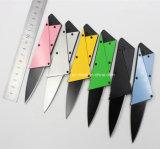 Портативный миниый нож кредитной карточки инструмента ножа