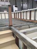Vigas de acero galvanizadas correa sumergidas calientes del precio barato C Z para las casas hermosas del chalet de los edificios rápidos fáciles de la construcción de la estructura de acero