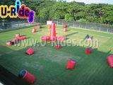 7 Spel Paintball van het Pakket van Tourney van de mens het PRO Opblaasbare