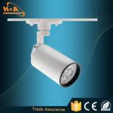 de 30W LED del techo altos LED dispositivos de iluminación luminosos de la pista de la lámpara