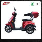 Triciclo elétrico da roda 500W três Disabled com Ce