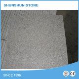 Tuile Polished jaune chinoise d'escalier d'opération du granit G682 pour le plancher