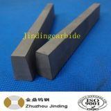 Tiras do carboneto de tungstênio para a fatura da areia