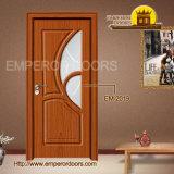 HDF PVC 문, 루마니아 작풍 문, PVC 유리제 문, 문