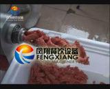 As aves domésticas desossam a máquina, osso que remove a máquina