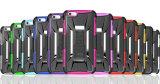 Tampa combinado áspera resistente híbrida da armadura/Holster para o iPhone 6s
