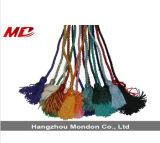 Gebildet in China-Großverkauf-Polyester-Staffelung-Ehrennetzkabeln 100%