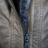 Visibilidad de calidad superior, alta, chaqueta de la PU, chaleco salvavidas
