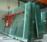 Alta qualità Clear Float Glass per Tempering Process con Size 2140X3660