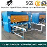 Machines ondulées semi-automatiques de découpage de papier cartonné