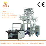 HDPE, LDPE, de Blazende Machine van de Film LLDPE