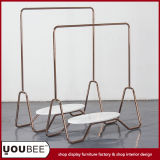 Double all'ingrosso Sided Display Shelf /Racks/Stand per la memoria di Clothing From Manufacture
