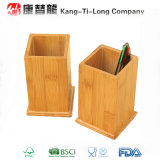 Promotional Bamboo Desk Organizer Gift