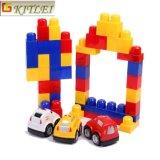 La construction intelligente de bébé de jouet d'enfants bloque des jouets