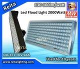 luz de inundación mencionada de 100W-4000W Dlc ETL 2000W nueva LED