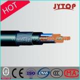 0.6/1kv 4コアかマルチコアケーブル、XLPEの絶縁体の銅ケーブル