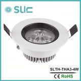 свет /Ceiling светильника 7W СИД вниз для живущий украшения комнаты с Ce Slth-Tha3-7W
